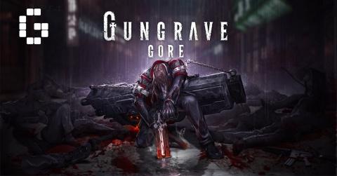 Gungrave G.O.R.E. sur PS4