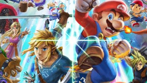 Super Smash Bros. Ultimate : un week-end de démarrage à 5 millions d'unités