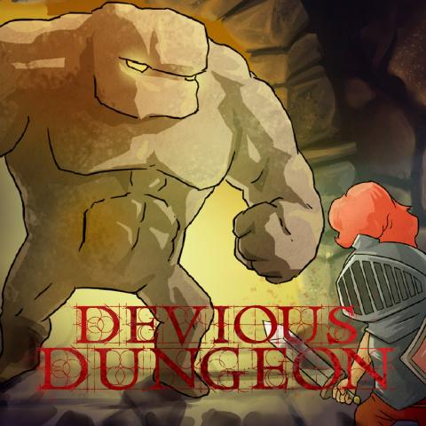 Devious Dungeon sur Vita