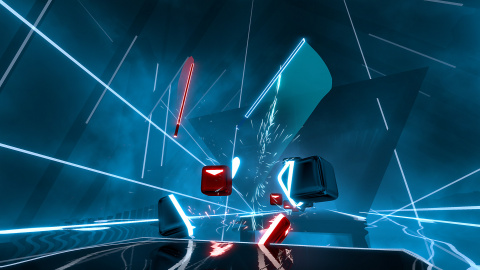 Beat Saber est le premier jeu VR à intégrer le top 100 de Steam