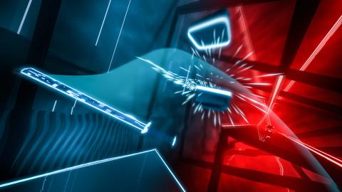 Beat Saber : une version PS4 de haute volée !