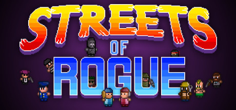 Streets of Rogue sur Linux