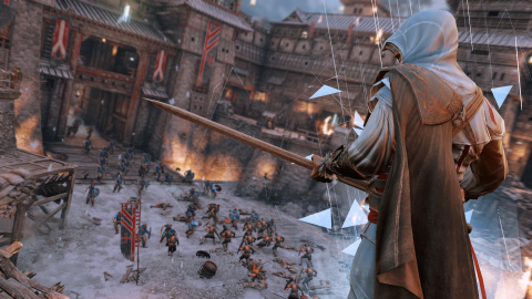 For Honor : L'événement dédié à Assassin's Creed officialisé