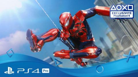 PS Store : Spider-Man face au retour de Silver !
