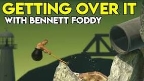 Getting Over It with Bennett Foddy sur Android