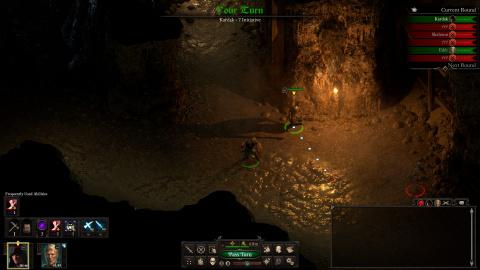 Pillars of Eternity 2 : Les combats au tour par tour apparaissent accidentellement