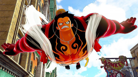 One Piece : World Seeker - un tour complet du jeu en 5 minutes de gameplay