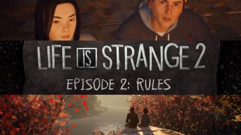 Life is Strange 2 : Episode 2 - Rules sur PS4