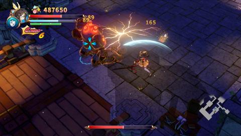 RemiLore : le hack'n slash coréen daté sur PC, PS4, Switch et Xbox One