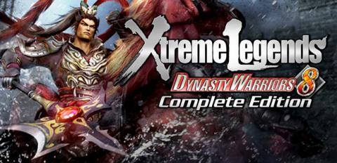 Dynasty Warriors 8 : Xtreme Legends Complete Edition DX sur Switch
