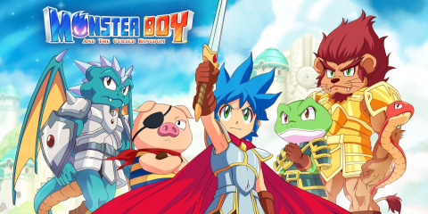 Wiki de Monster Boy et le Royaume Maudit