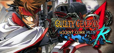Guilty Gear XX Accent Core Plus R sur Switch