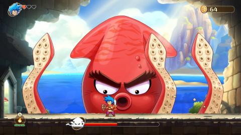 Game Atelier (Monster Boy) et FDG Entertainment travaillent sur un nouveau projet