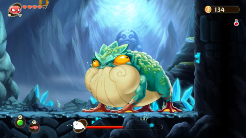 Monster Boy et le Royaume Maudit : la démo arrive le 14 mars sur l'eshop