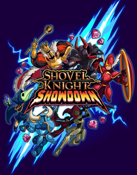 Shovel Knight : Showdown sur Switch