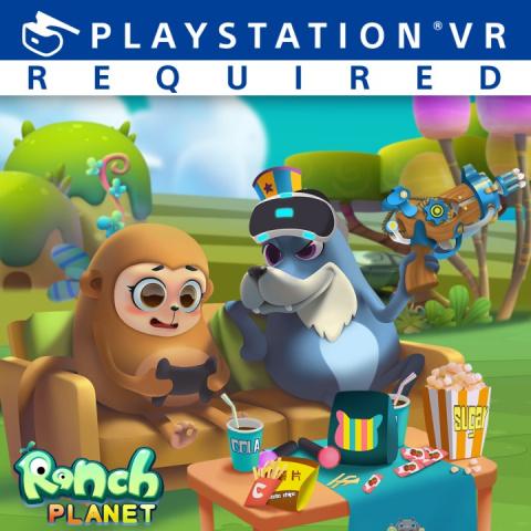 Ranch Planet sur PS4