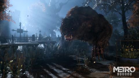 Metro Exodus : Nouvelle volée de screenshots