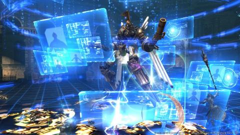 Final Fantasy XIV : La mise à jour 4.5 s'offre une poignée de screenshots