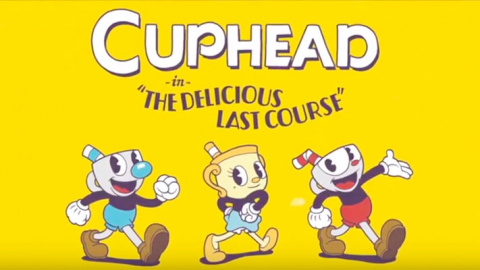 Cuphead : The Delicious Last Course sur Mac