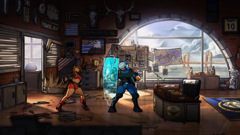 Streets of Rage 4 : dix minutes de gameplay en provenance du Bitsummit 2019