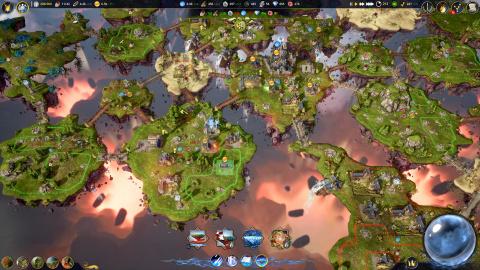 Driftland : The Magic Revival - un 4X dans les cieux