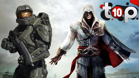 Top 10 des personnages emblématiques du jeu vidéo