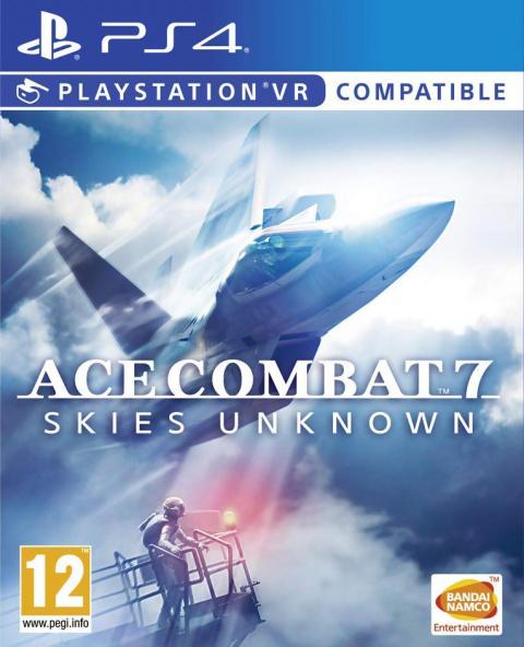 Ace Combat 7 : Skies Unknown sur PS4