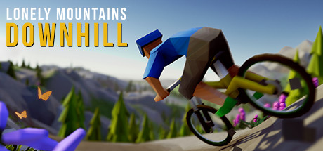 Lonely Mountains : Downhill sur PS4