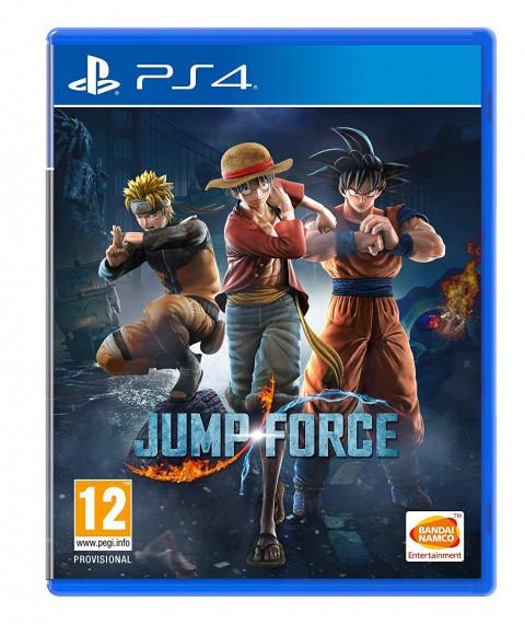 Jump Force sur PS4