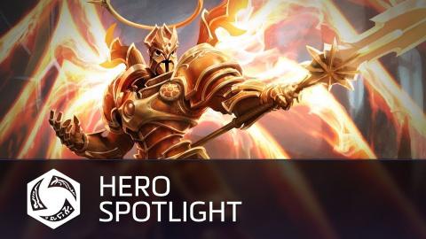 Heroes of the Storm : Impérius montre ses compétences sur le PTR