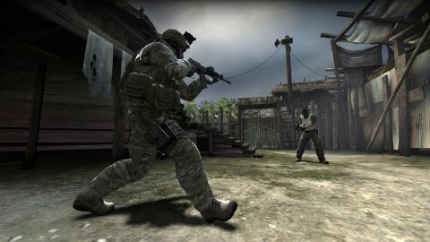 Counter Strike : Global Offensive : Une petite partie de GunGame (Course à l'Armement)
