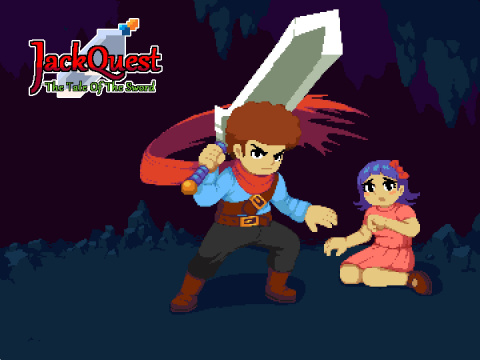 JackQuest : The Tale of the Sword sur PS4