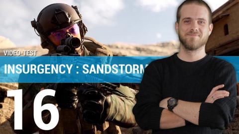 Insurgency : Sandstorm - Notre avis en moins de 3 minutes