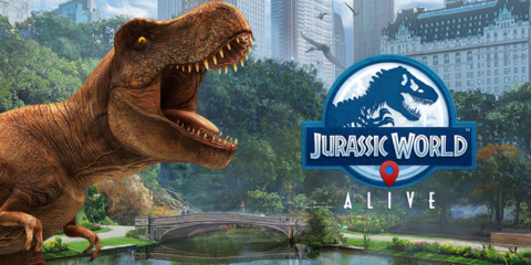 Jurassic World Alive guides, astuces, wiki