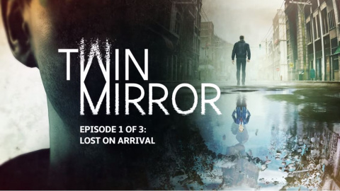 Twin Mirror Episode 1 - Lost on Arrival