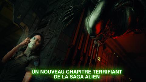 Alien : Blackout est un jeu mobile