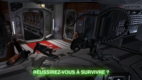 [MàJ] Alien : Blackout est un jeu mobile