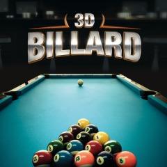 3D Billiard sur PS4