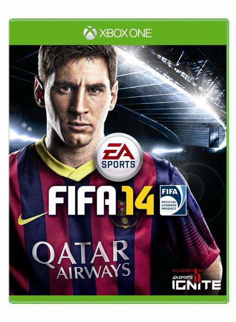 FIFA 14 sur ONE