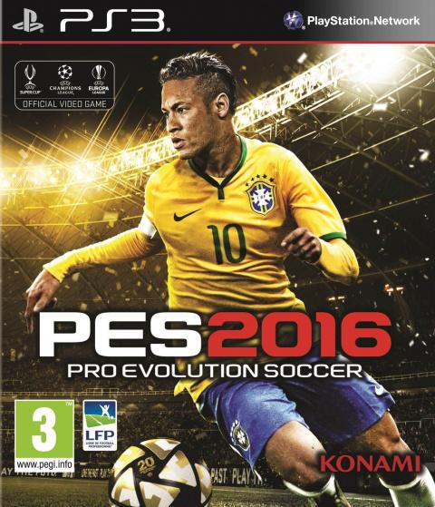 Pro Evolution Soccer 2016 sur PS3