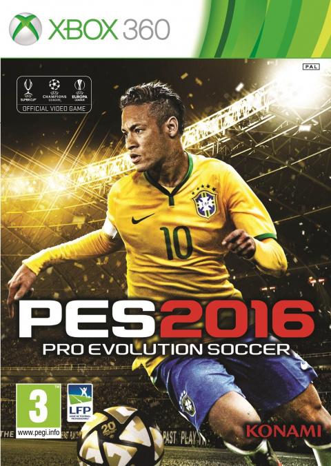 Pro Evolution Soccer 2016 sur 360