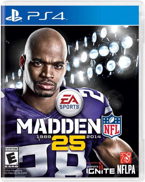 Madden NFL 25 sur PS4