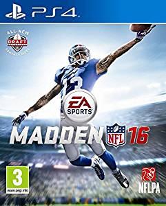 Madden NFL 16 sur PS4