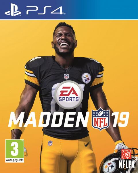Madden NFL 19 sur PS4