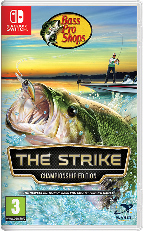 Bass Pro Shops : The Strike - Championship Edition sur Switch