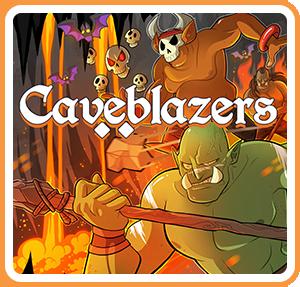 Caveblazers sur Switch