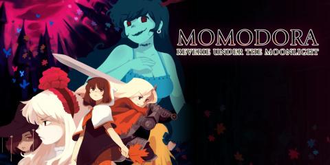 Momodora : Reverie Under the Moonlight sur Switch