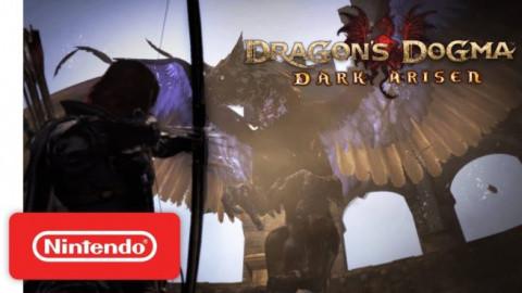 Dragon's Dogma : Dark Arisen sur Switch
