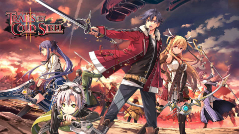 The Legend of Heroes : Trails of Cold Steel II sur PS4
