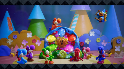 Yoshi's : Crafted World à 32,19€ en promotion de 30 %